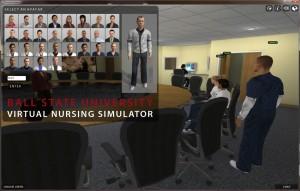 NursingSimLoginScreen