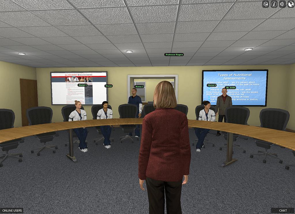 Virtual Nursing Simulator | IDIA Lab