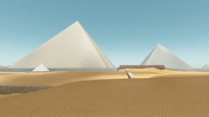 Virtual Giza Necropolis