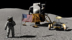 Virtual Apollo 15