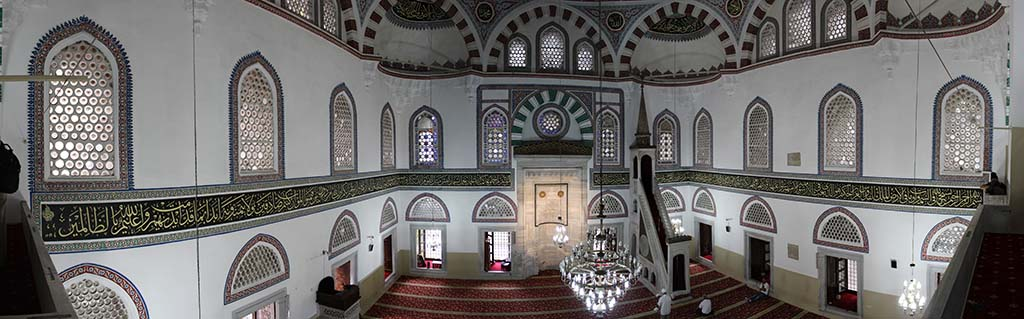 Photogrammetry Capture Of The Pertev Pasa Mosque