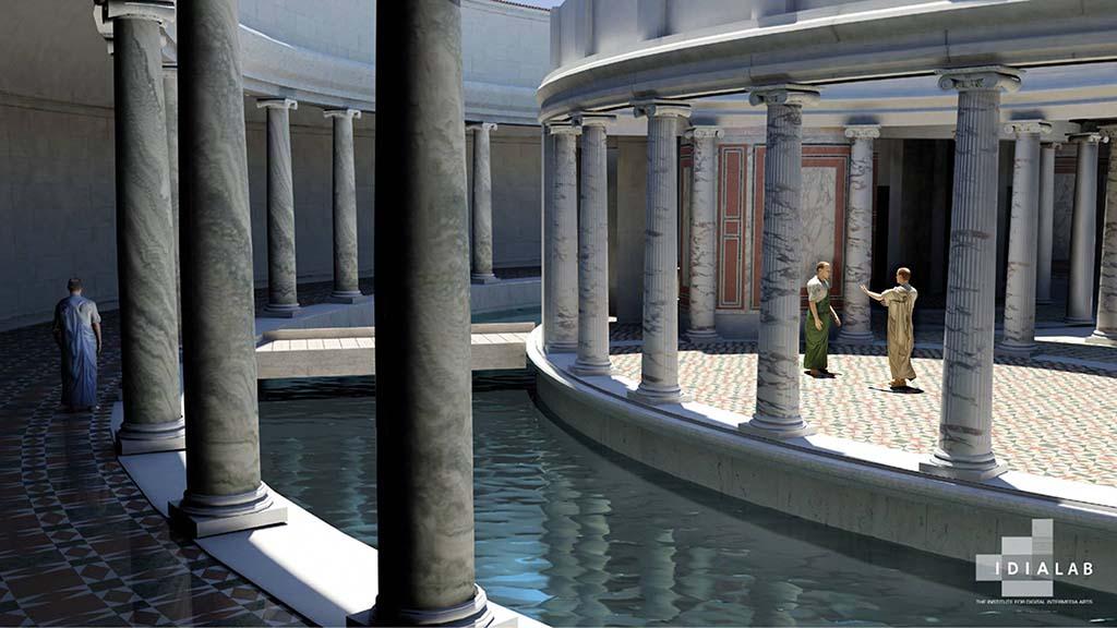 Hadrian S Villa Download Idia Lab